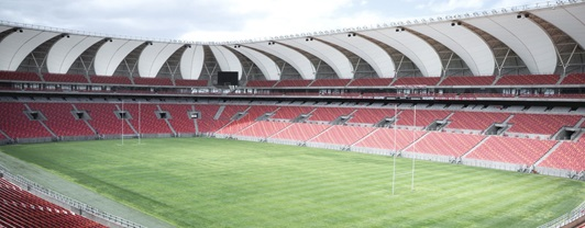 Engineering Nelson Mandela Bay Stadium- exterior view