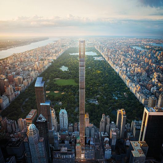 Engineering 111 West 57 th Street- Aerial view