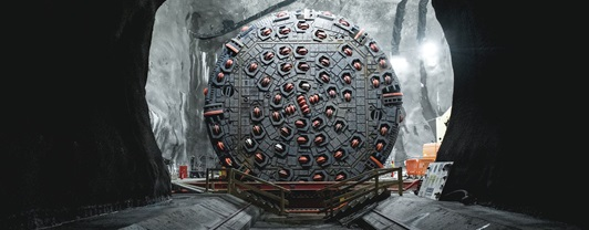 Follo Line Rail Tunnel TBM