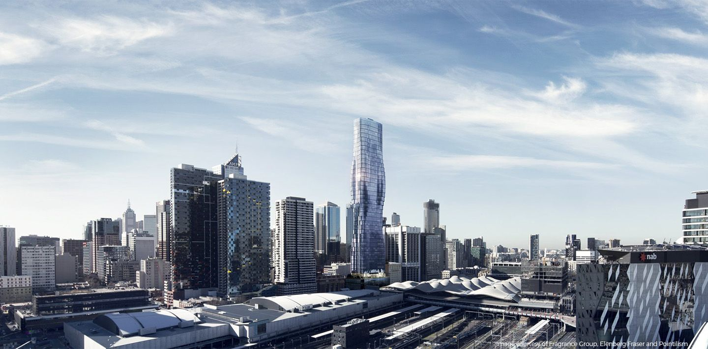Premier Tower, Melbourne