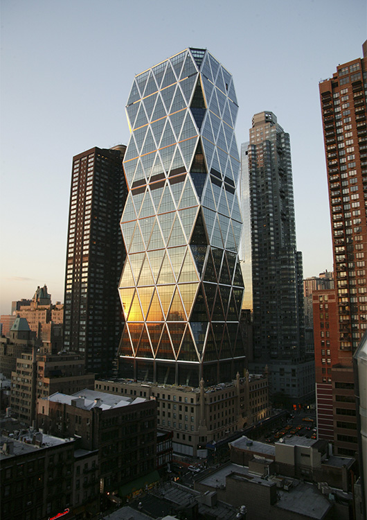 Structural Engineering for Hearst Tower