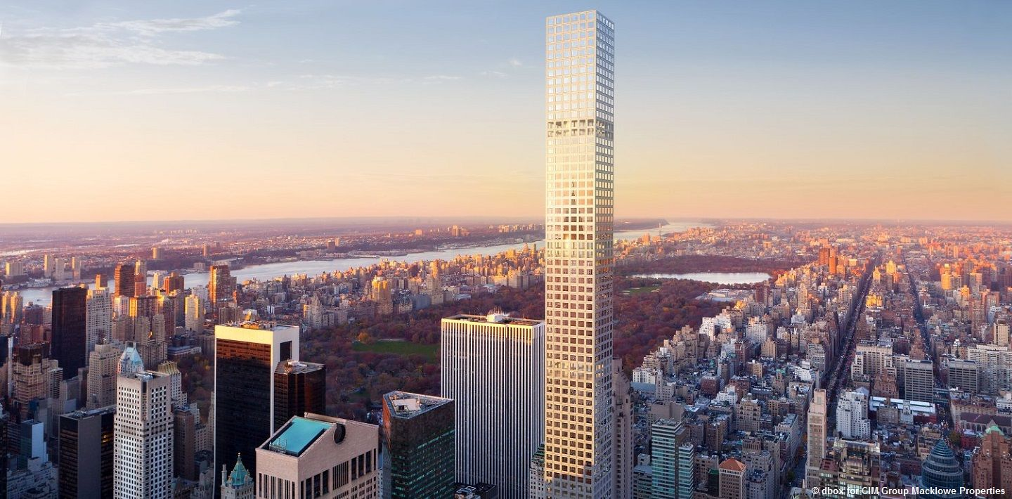 ingénierie 432 Park Avenue, New York