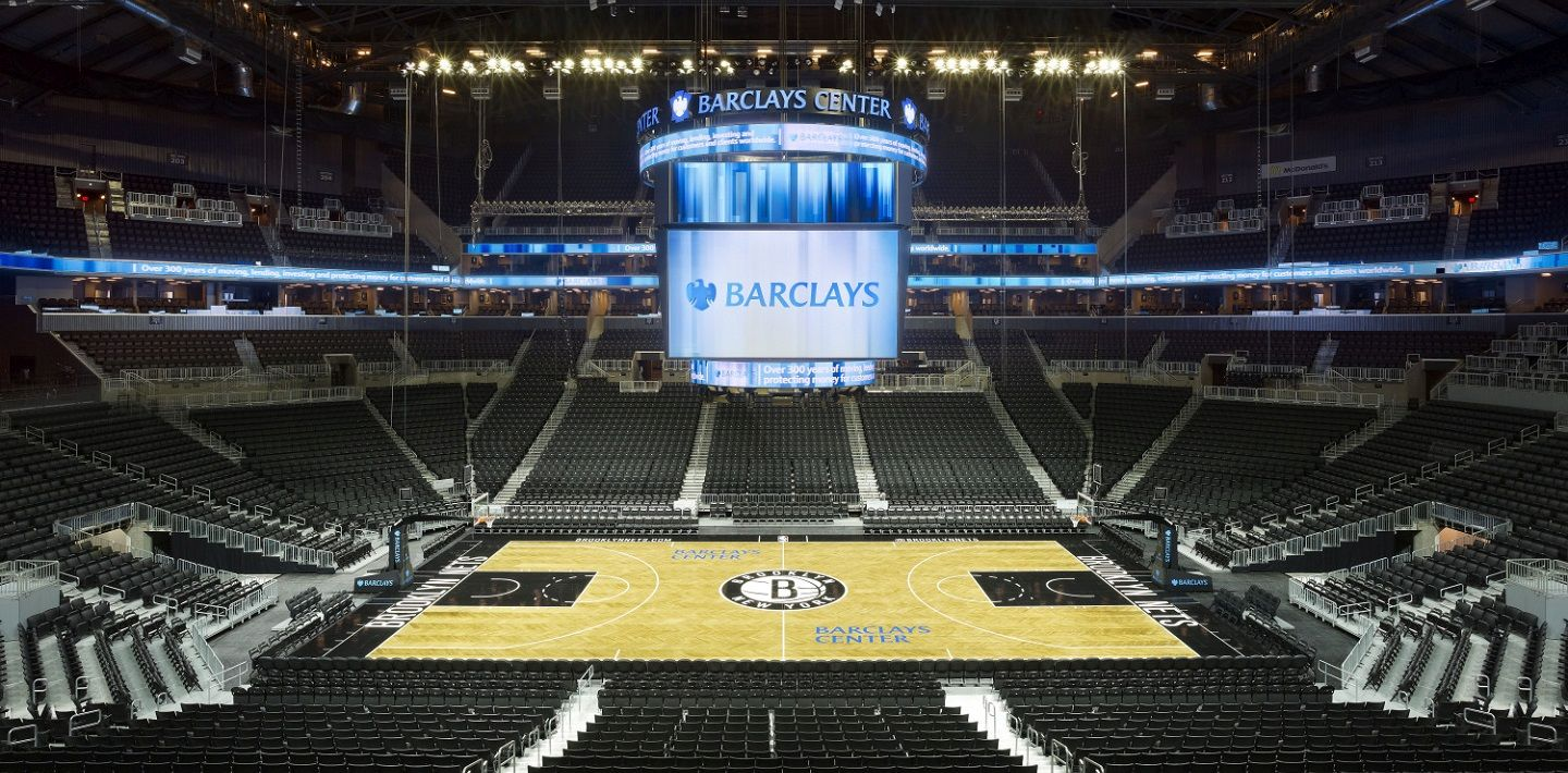 barclays center, new york | wsp