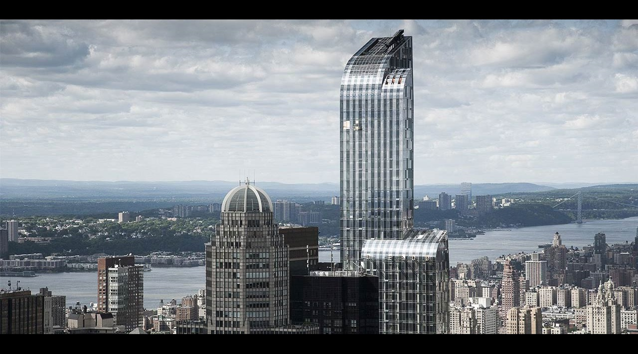 One 57 Skyscraper, New York