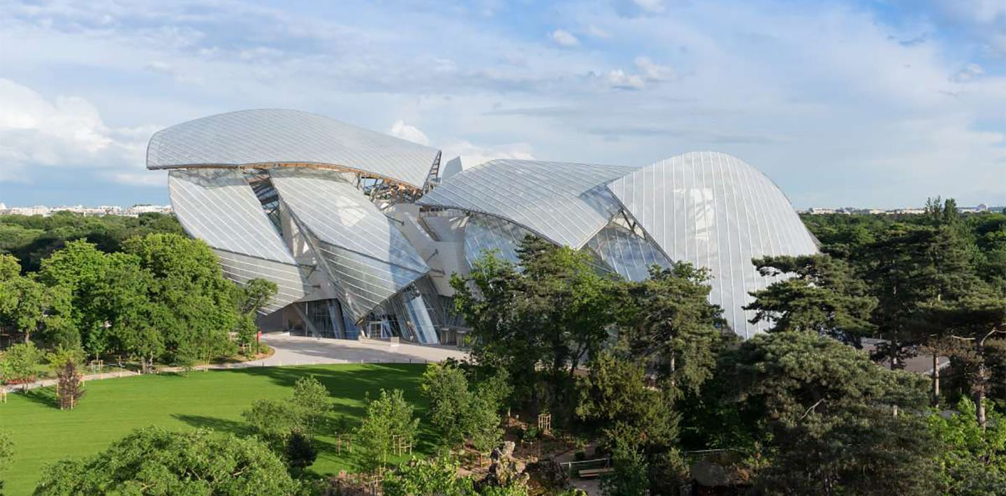 Engineering Fondation Louis Vuitton