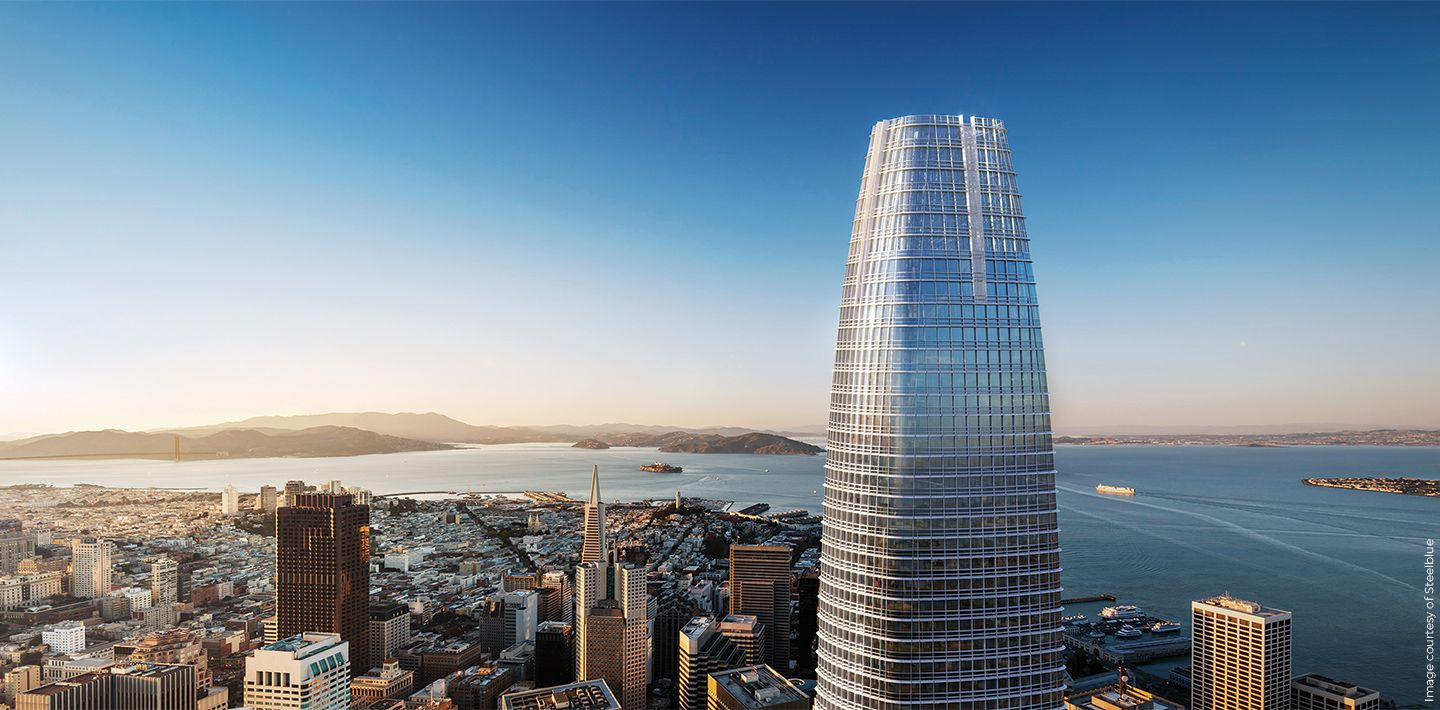 Engineering Salesforce Tower
