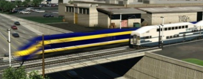 California HSR