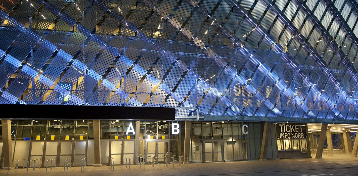 engineering-tele2-arena-exterior-view-facades-lights