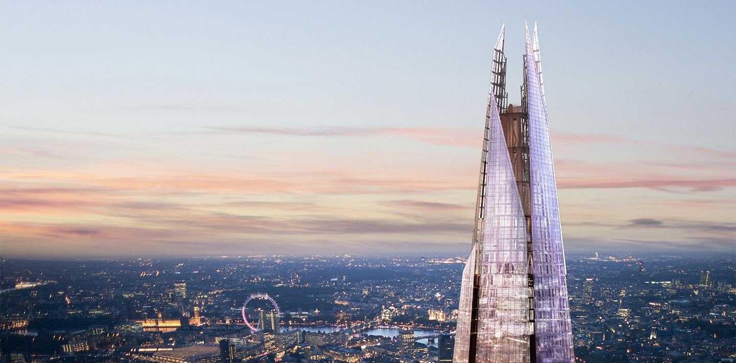 Engineering The Shard, London UK