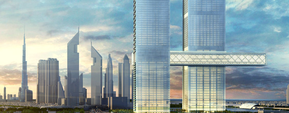 One Za'abeel building with city view in the background | WSP