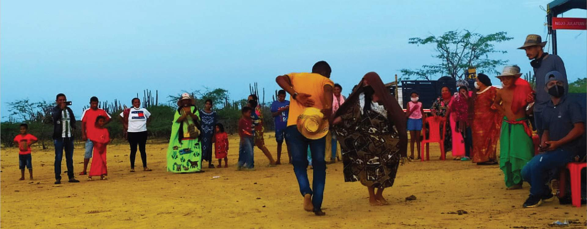 Wayúu Community in La Guajira, Colombia | WSP Project