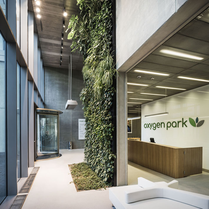 Oxygen Park offices, Warsaw