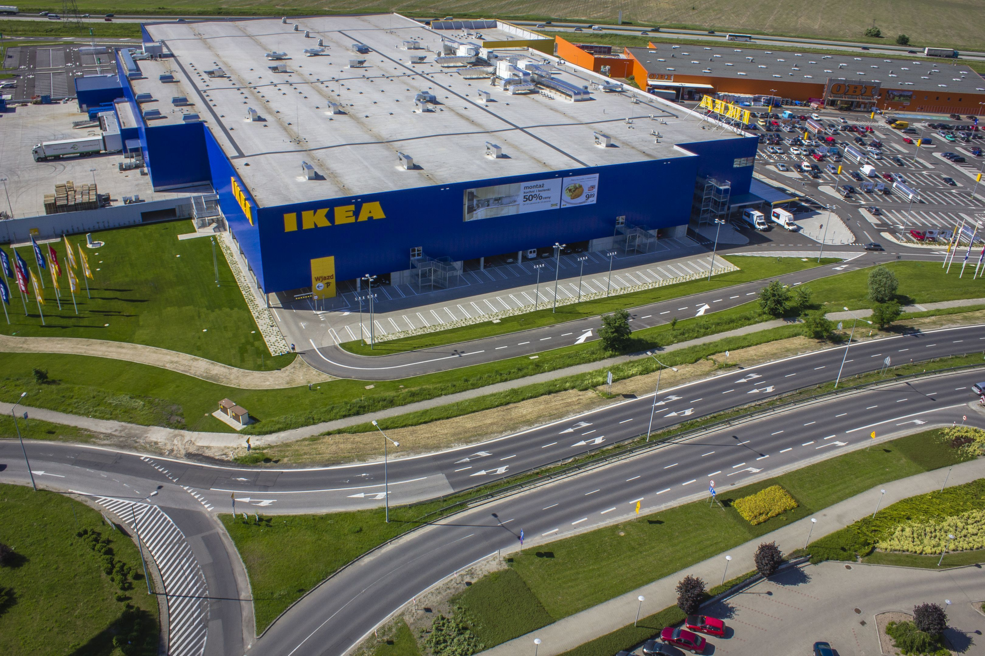IKEA stores | WSP