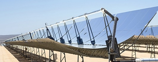 Kalahari Solar Power Project, South Africa