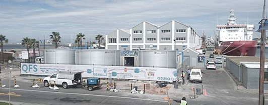 City of Cape Town desalination plant