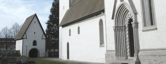 Garda Church, Gotland, Sweden