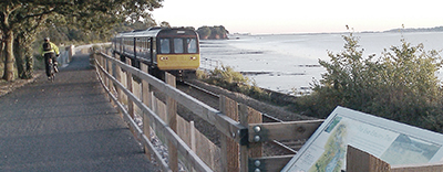 We helped project manage the delivery of this award winning, 16 mile cycle and walking route on Devon's south coast.