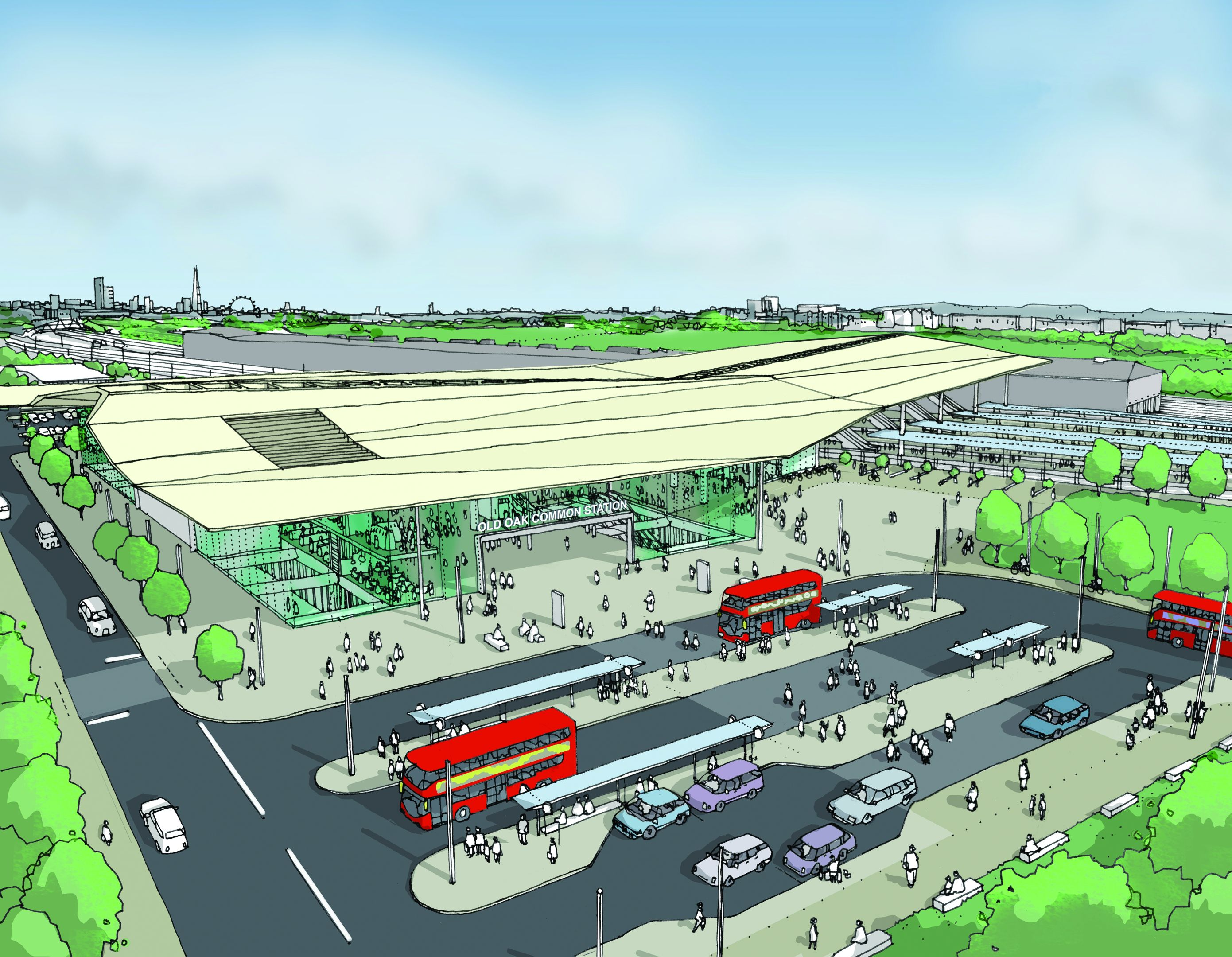 Old Oak Common HS2