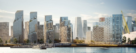 Greenwich Peninsula Project - (c) Knight Dragon Developments