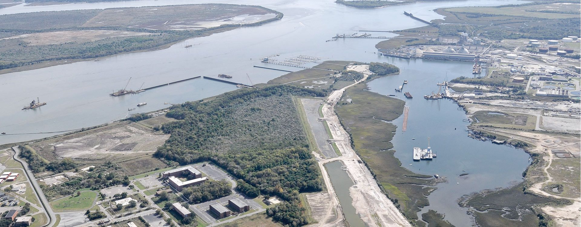 South Carolina Port Expansion Program