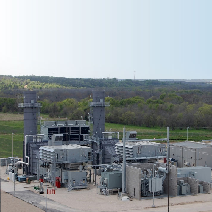 Sand Hill Energy Center, Texas, US