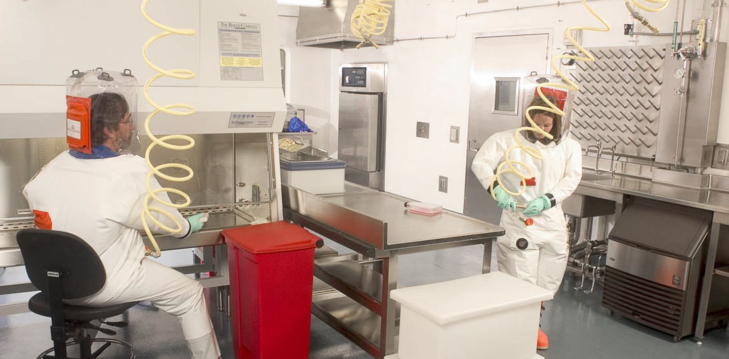 University of Texas Medical Branch Shope Laboratory – WSP