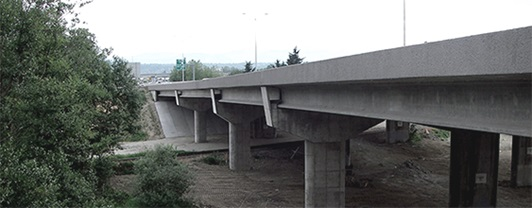 Interstate 5, State Route 526 to U.S. 2 overpass