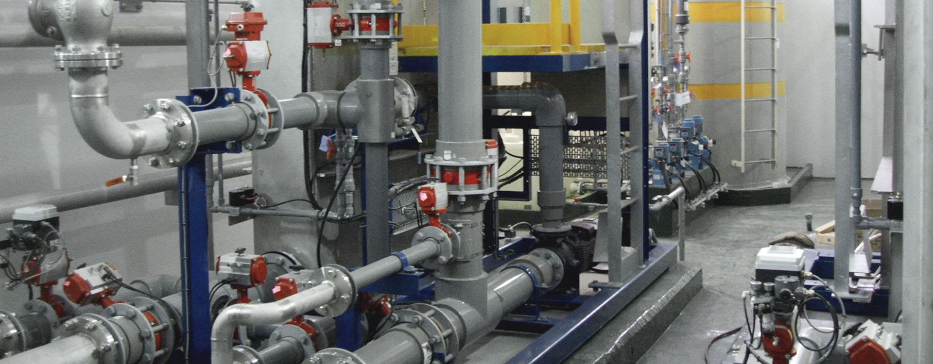 Water and Wastewater Treatment Process and Infrastructure | WSP