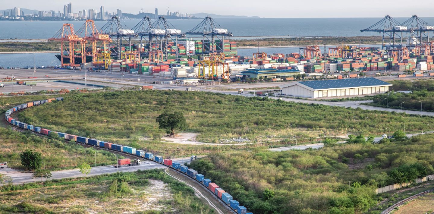 Intermodal Maritime Cargo Facilities