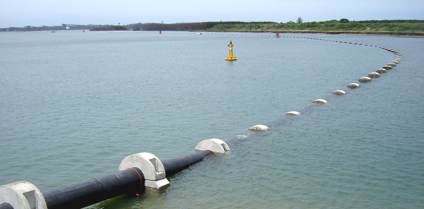Intake and Outfall Pipeline