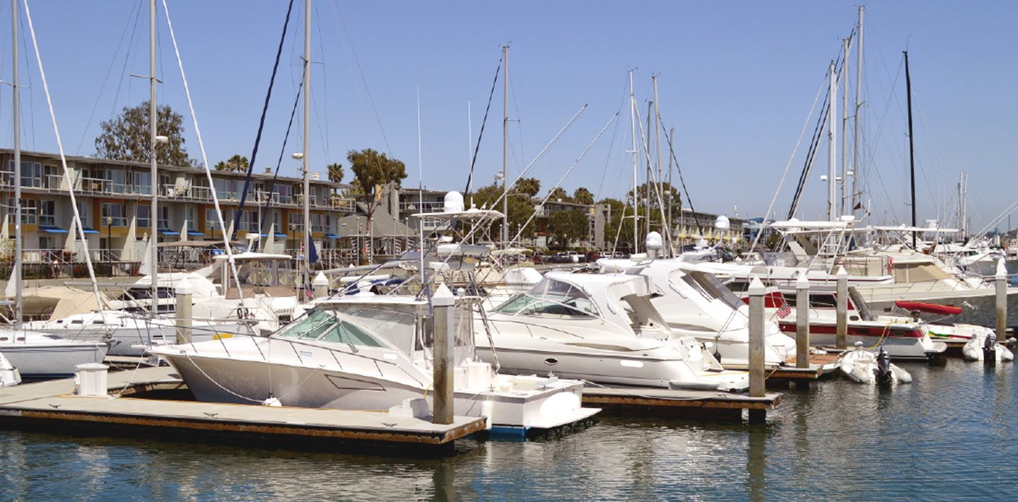 Maritime Port Marinas