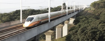 Rail and transit high speed rail