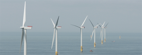 Galloper Wind Farm, UK