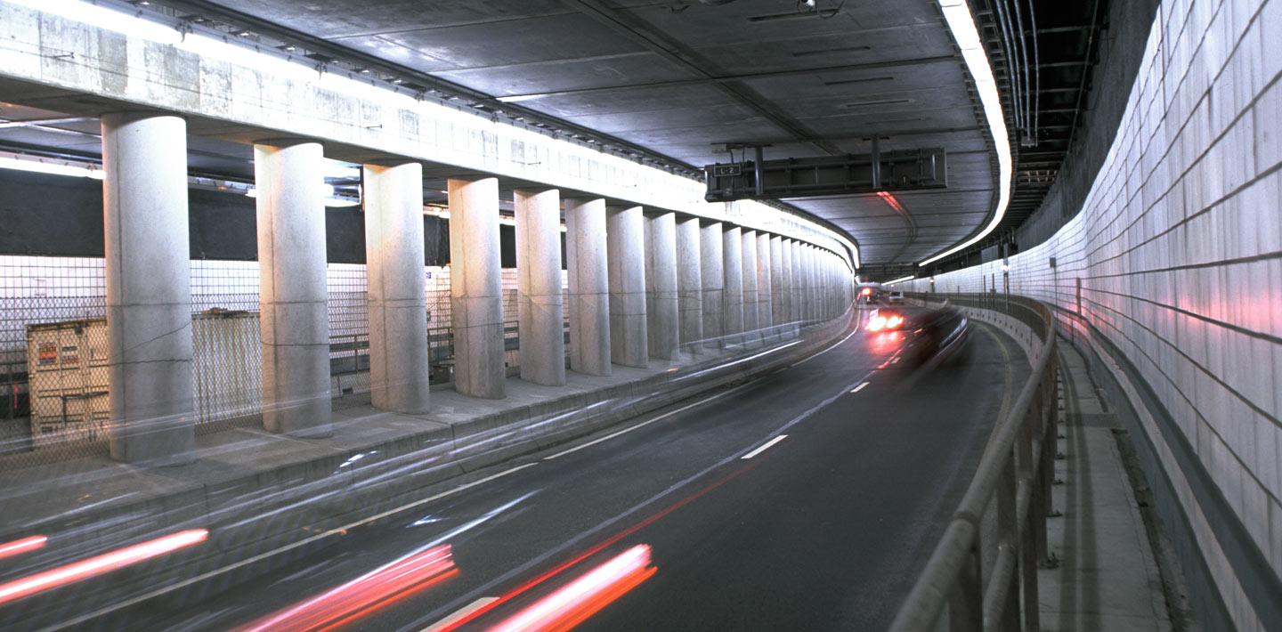 Central Artery, Boston, États-Unis